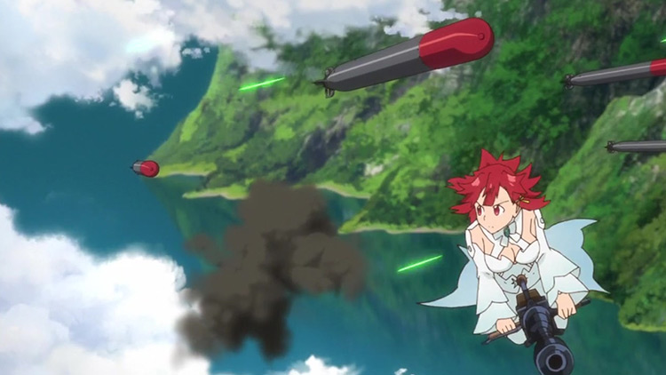 Izetta: The Last Witch anime