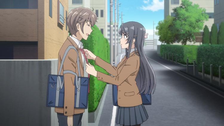 Rascal Does Not Dream of Bunny Girl Senpai anime