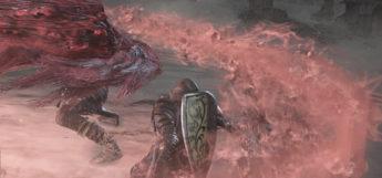 Knight Gael Boss Battle in DS3