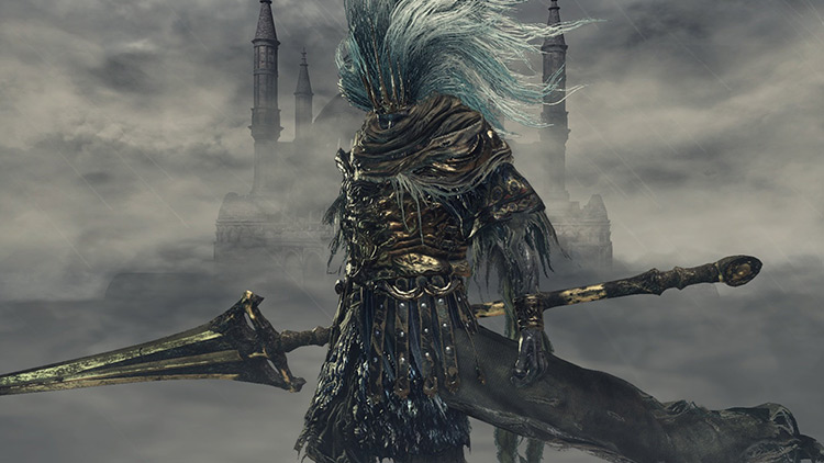 Nameless King Dark Souls 3