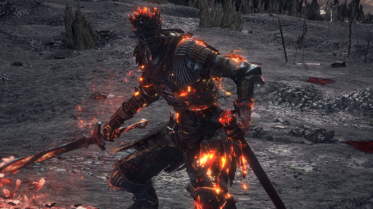 Soul of Cinder Dark Souls 3 screenshot