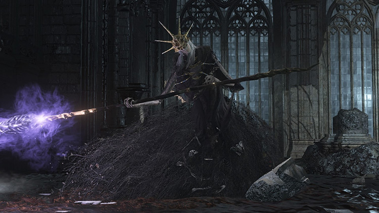 Aldrich, Devourer of Gods Dark Souls 3
