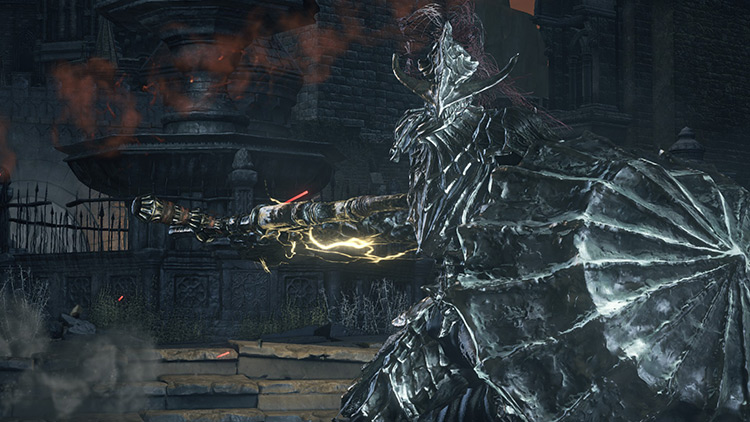 Dragonslayer Armour from Dark Souls 3