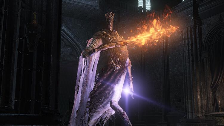 Pontiff Sulyvahn Dark Souls 3