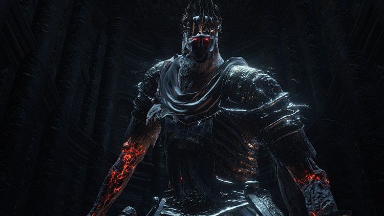 Yhorm the Giant Dark Souls 3