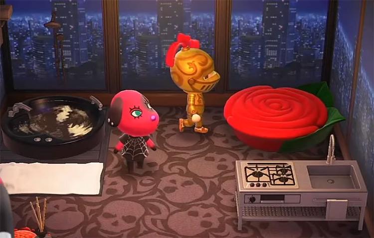 Cherry in Animal Crossing New Horizons