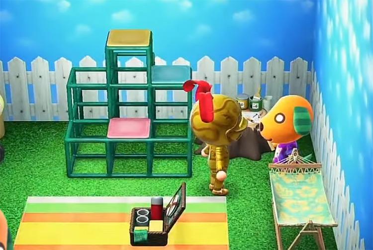 Biskit in Animal Crossing New Horizons