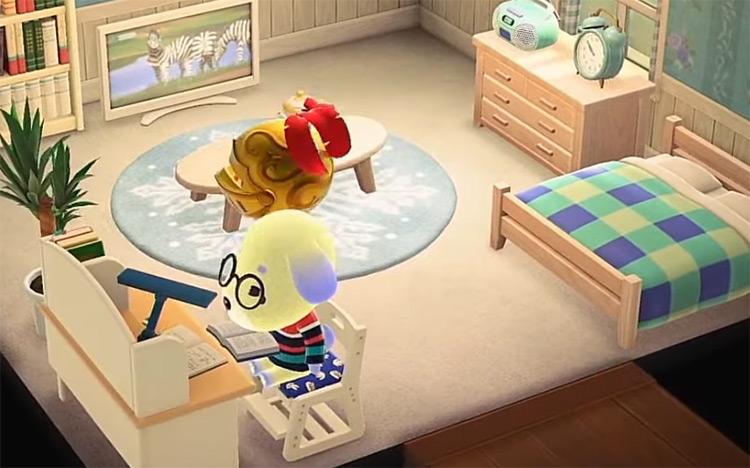 Daisy in Animal Crossing ACNH