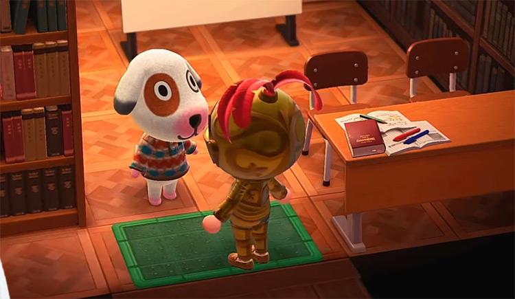 Bones in Animal Crossing ACNH