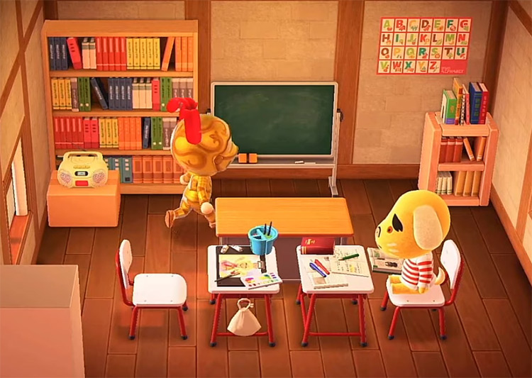 Benjamin dog in Animal Crossing New Horizons