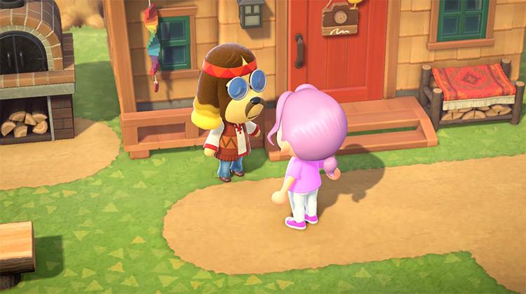 Harvey in Animal Crossing New Horizons