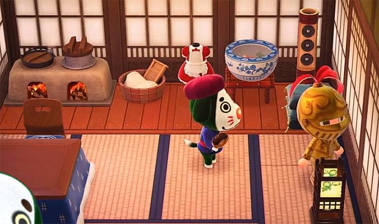 Marcel in Animal Crossing New Horizons