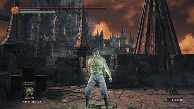 Green Blossom Dark Souls 3