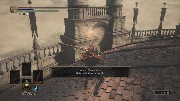 Duel Charm from Dark Souls 3