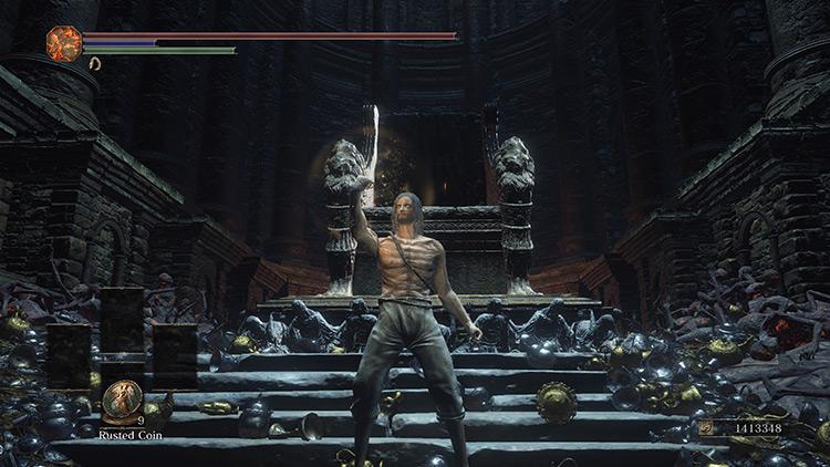 Rusted Coin Dark Souls 3 screenshot