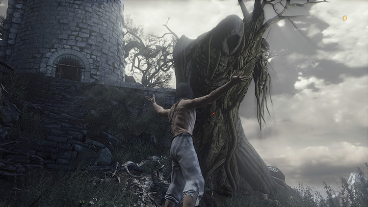 Seed of a Giant Tree in DS3