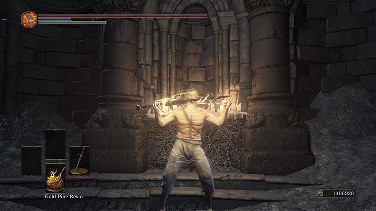 Gold Pine Resin from Dark Souls 3