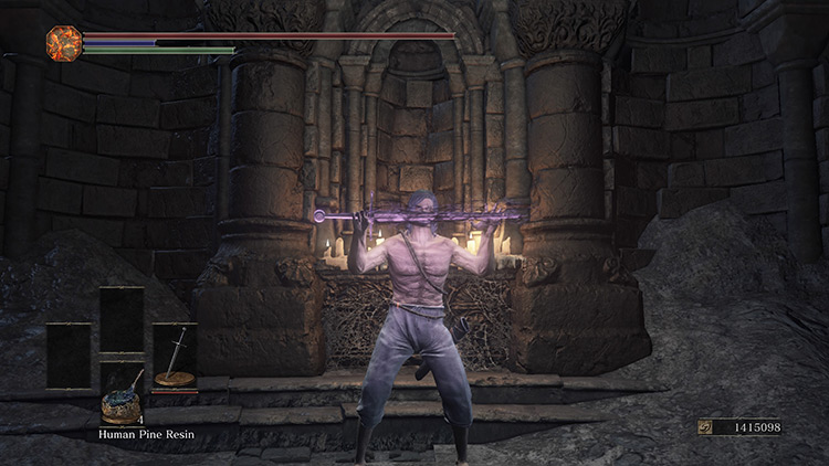 Human Pine Resin Dark Souls 3