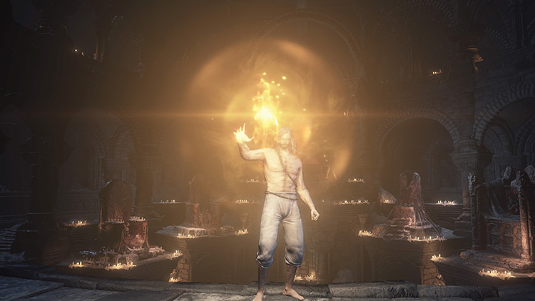 Warmth Dark Souls 3 screenshot
