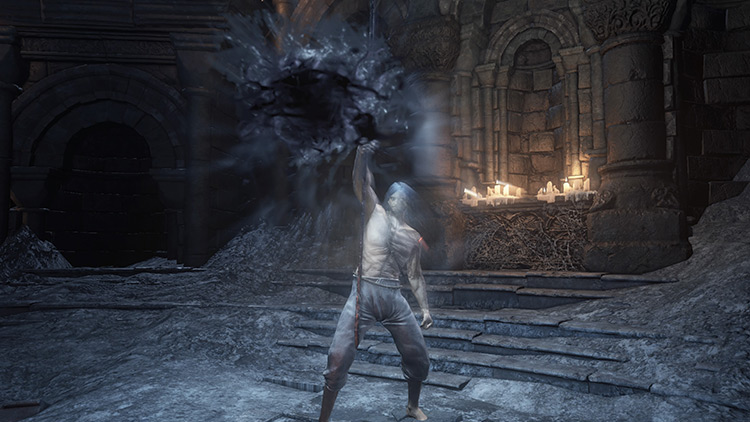 Great Deep Soul Dark Souls 3