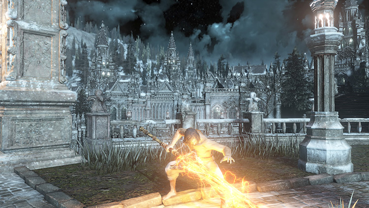 Dragonslayer Swordspear in DS3