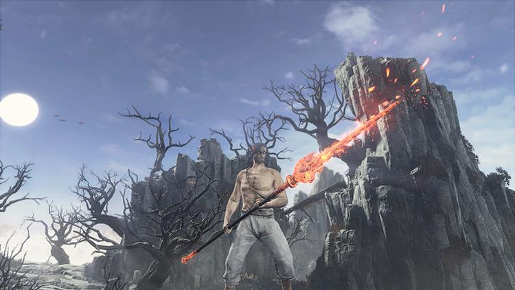 Ringed Knight Spear Dark Souls 3
