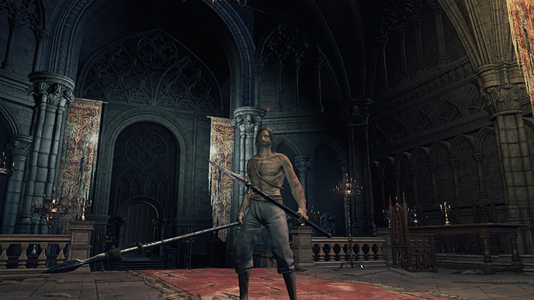Drang Twinspears in DS3