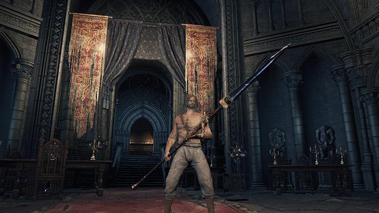 Dragonslayer Spear Dark Souls 3