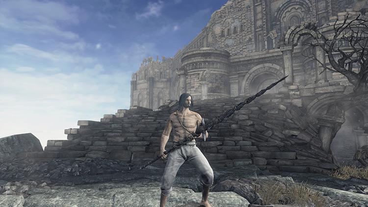 Arstor's Spear from Dark Souls 3