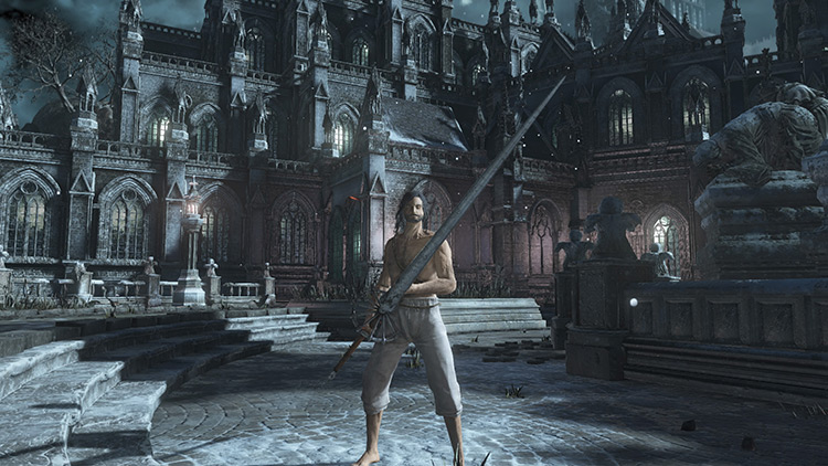 Greatlance Dark Souls 3 screenshot