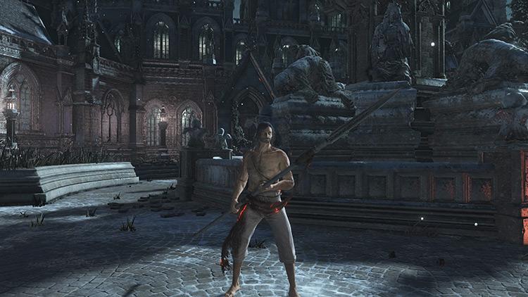 Lothric Knight Long Spear Dark Souls 3