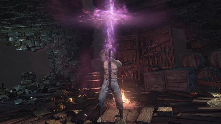 Yorshka's Spear Dark Souls 3 screenshot