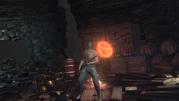 Soldering Iron from Dark Souls 3