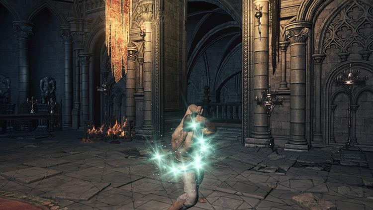 Crescent Blade Dark Souls 3