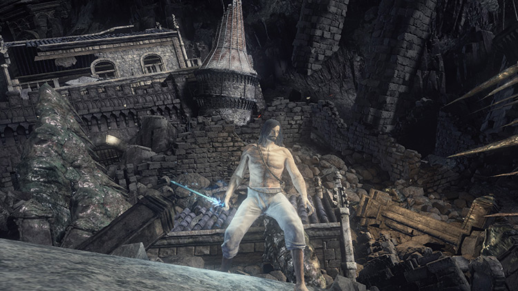 Crystal Blade Dark Souls 3