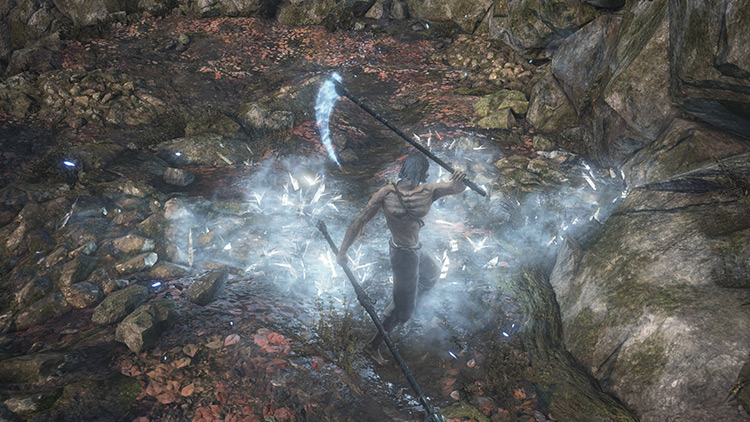 Elfriede's Stance Dark Souls 3
