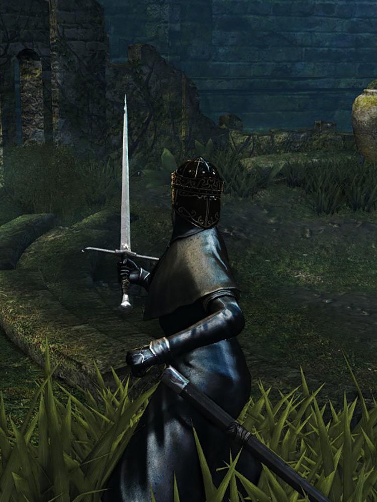 Estoc Dark Souls screenshot