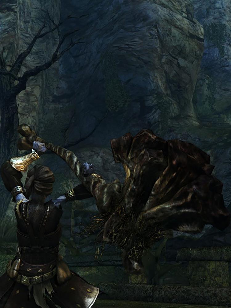 Demon's Greataxe Dark Souls 1
