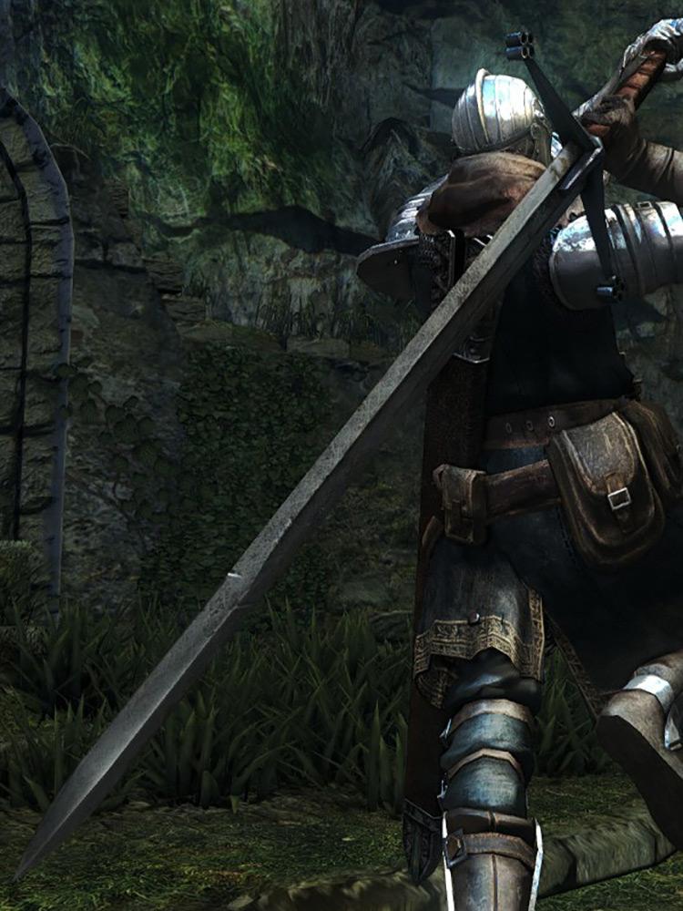 Claymore Dark Souls screenshot
