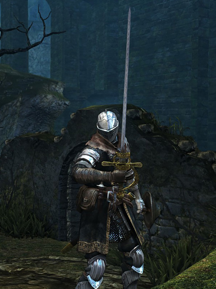Ricard's Rapier from Dark Souls