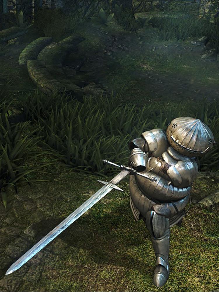 Zweihander Dark Souls 1 screenshot