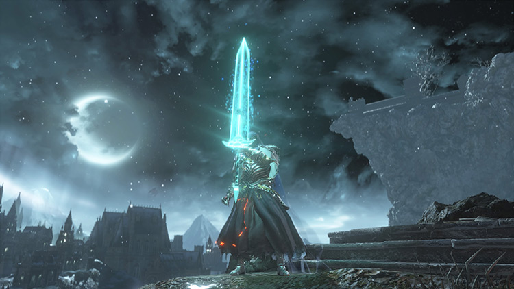 Old Moonlight Dark Souls 3