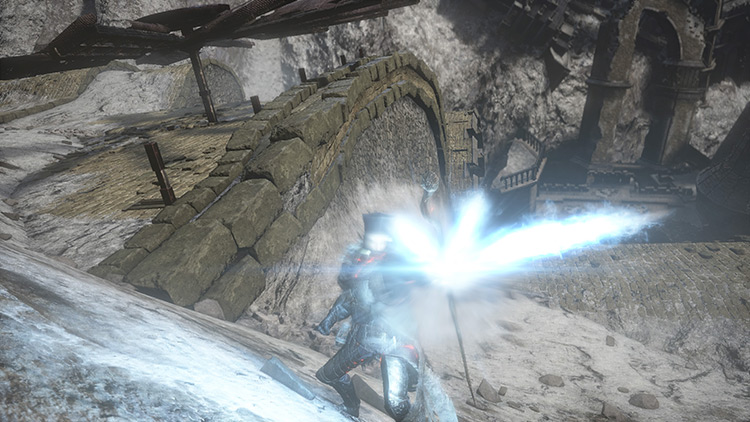 Farron Hail Dark Souls 3 screenshot