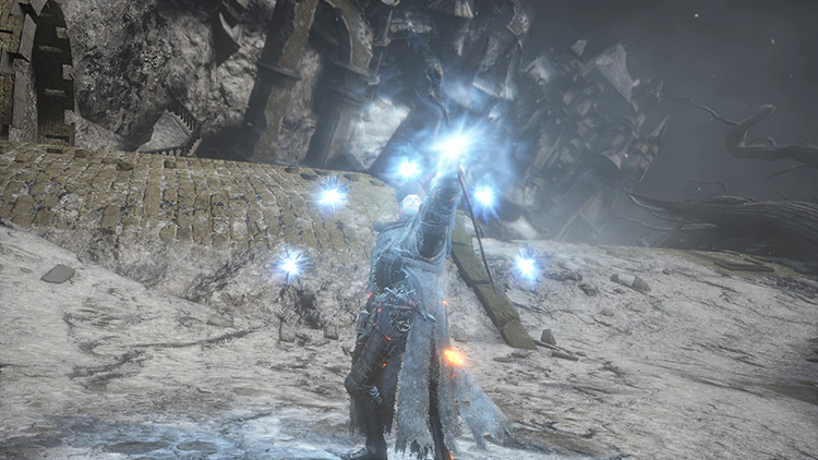 Homing Crystal Soulmass in DS3