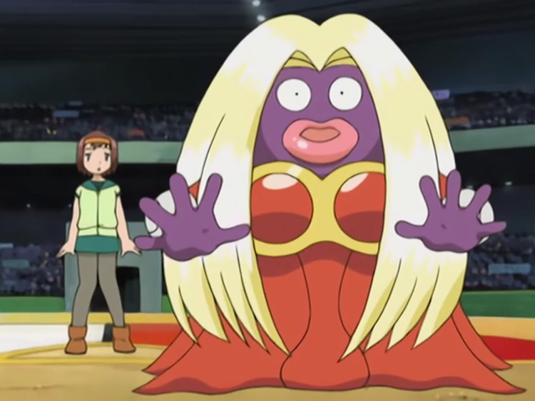 Jynx from Pokemon anime