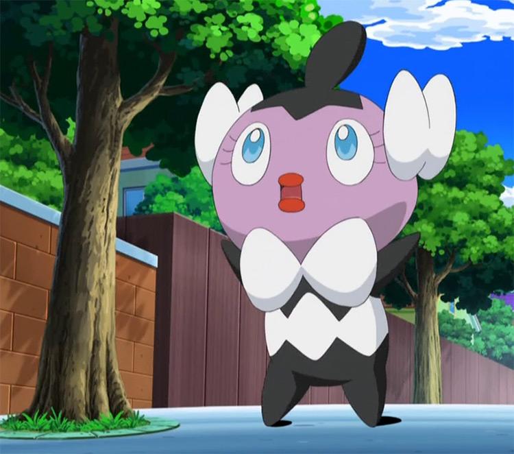 Gothita Pokemon in the anime