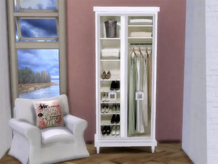 Vintage Dresser CC - Sims 4