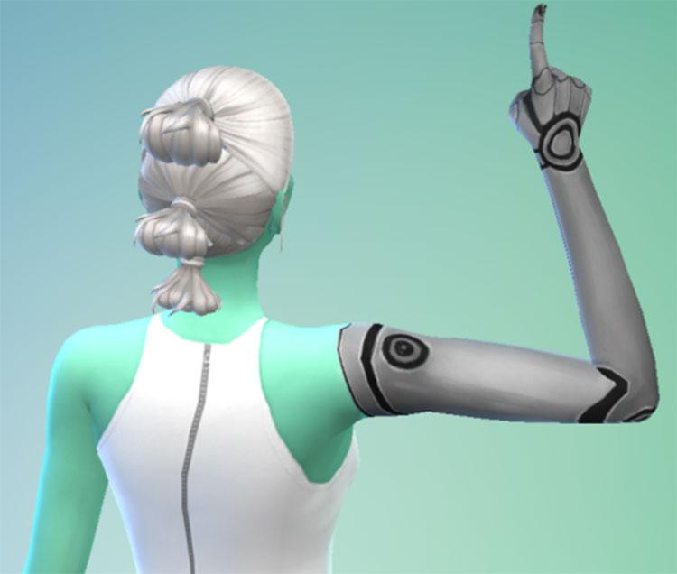 Automail Robot Arm CC - TS4