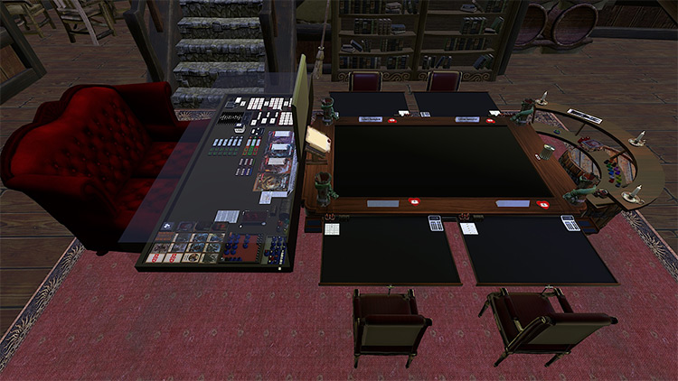 Dungeons & Dragons Table – Tavern Themed TTS mod