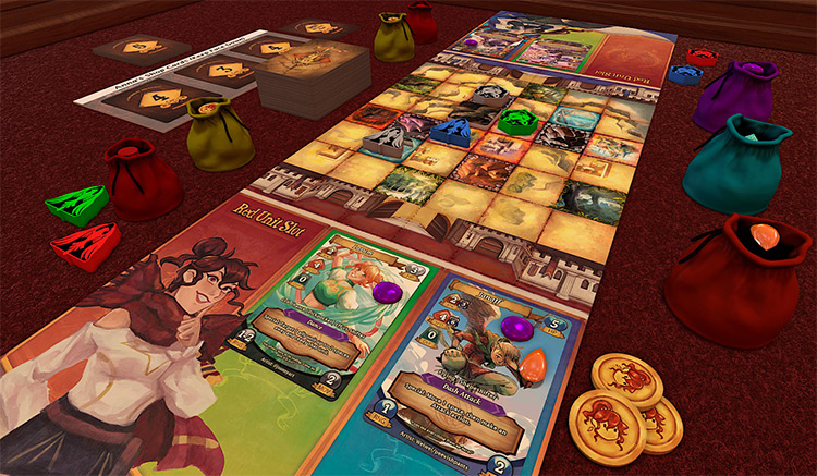 Anna's Roundtable – The FE Board Game TTS mod